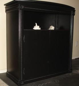 Completed Aquarium Cabinet